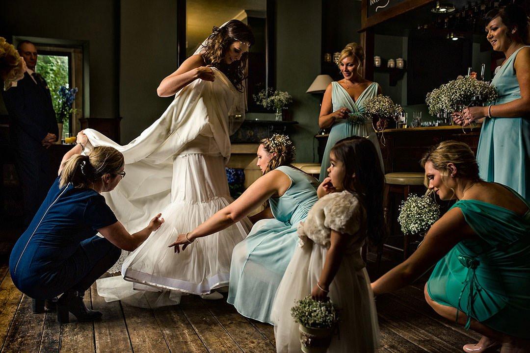 Stanton Manor Chippenham Wedding Photographer