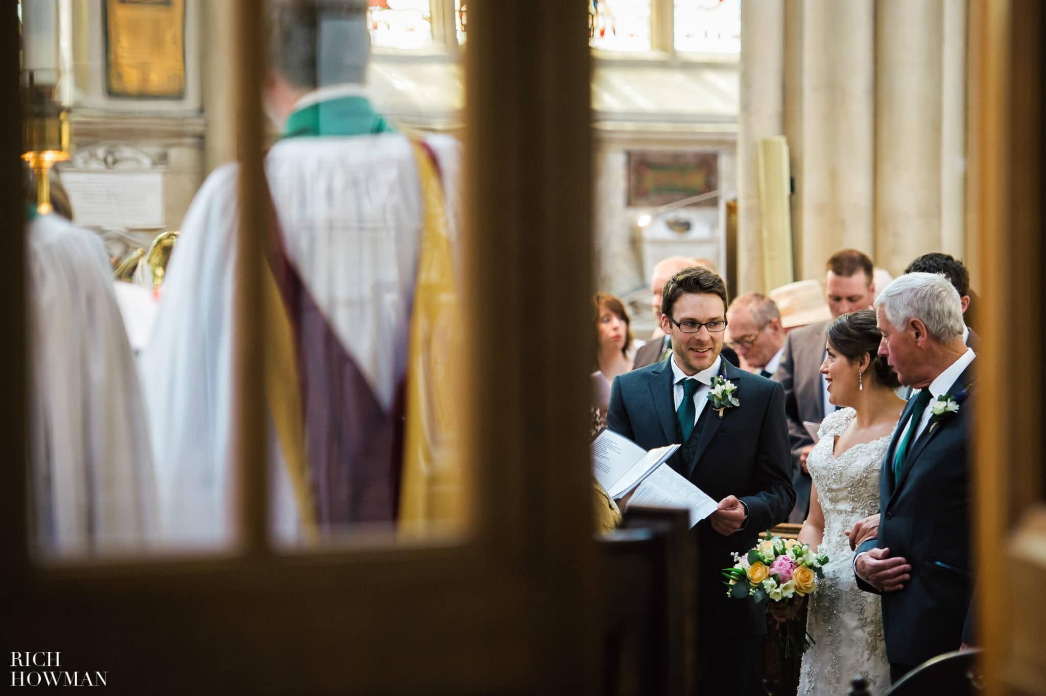 Wedding at Bath Abbey   Reception at Priston Mill, Bath 87