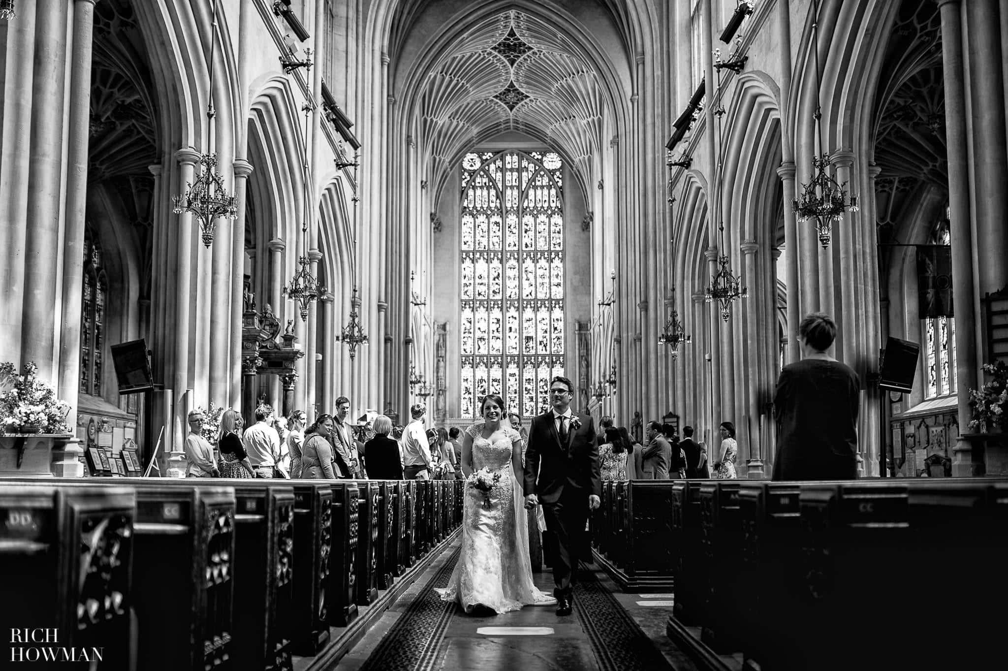 Wedding at Bath Abbey   Reception at Priston Mill, Bath 96