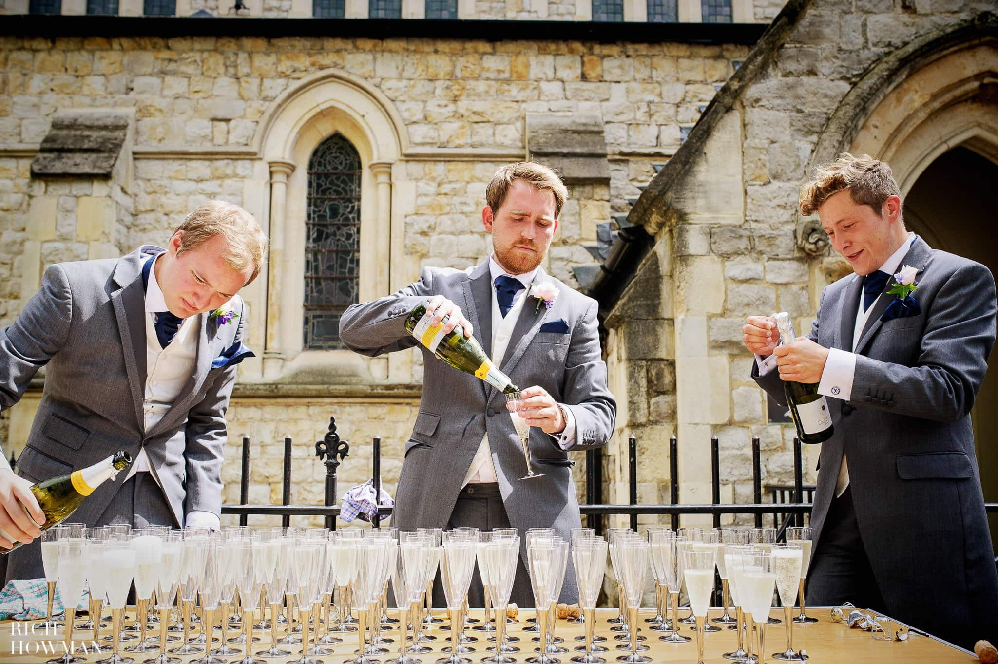 Notting Hill Wedding | Wedding Photographer London - Rich Howman 20
