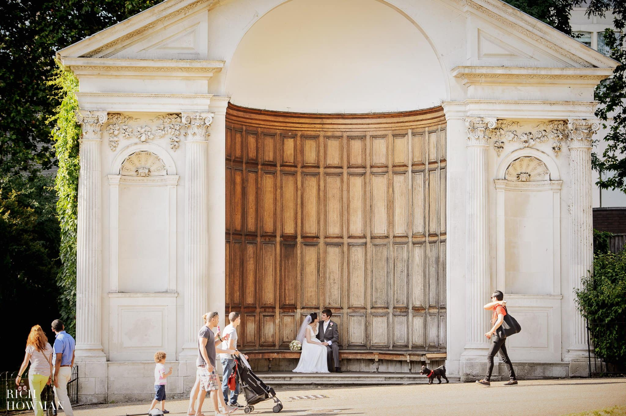 Notting Hill Wedding | Wedding Photographer London - Rich Howman 33