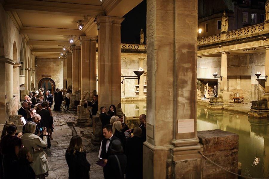 Wedding at the Roman Baths (Pump Rooms Wedding) 74