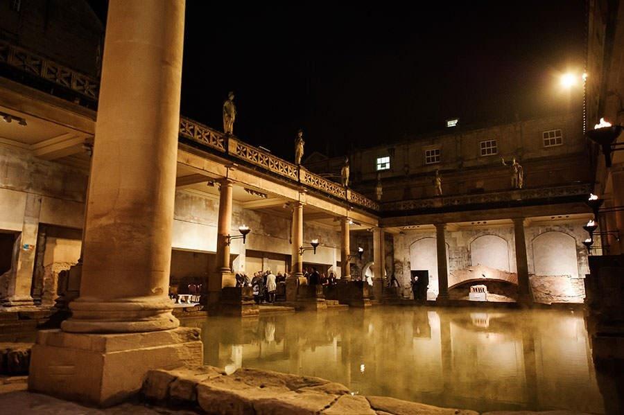 Wedding at the Roman Baths (Pump Rooms Wedding) 83