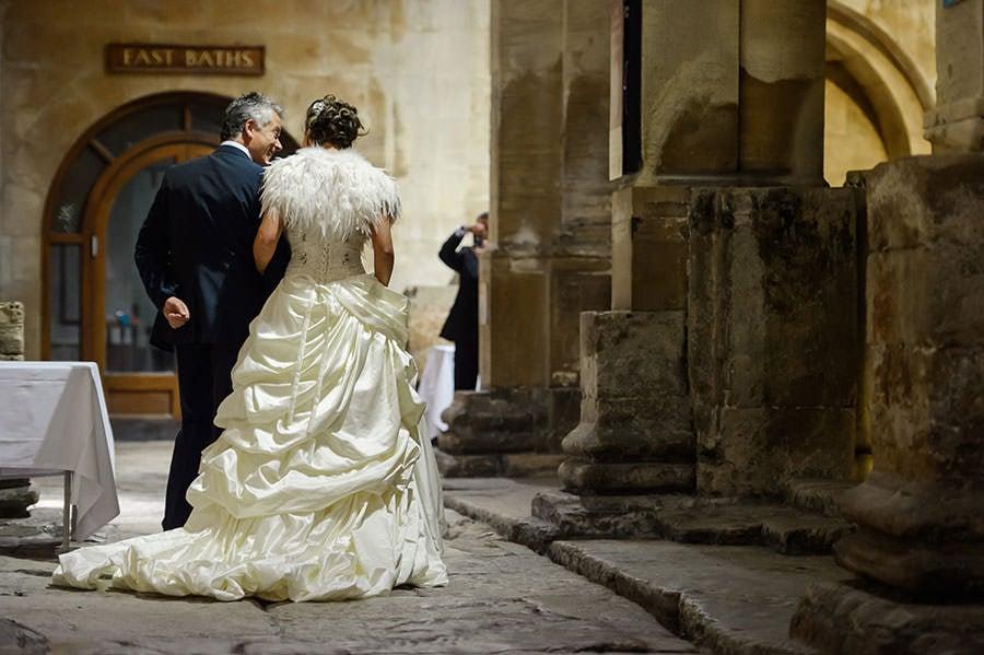 Wedding at the Roman Baths (Pump Rooms Wedding) 87