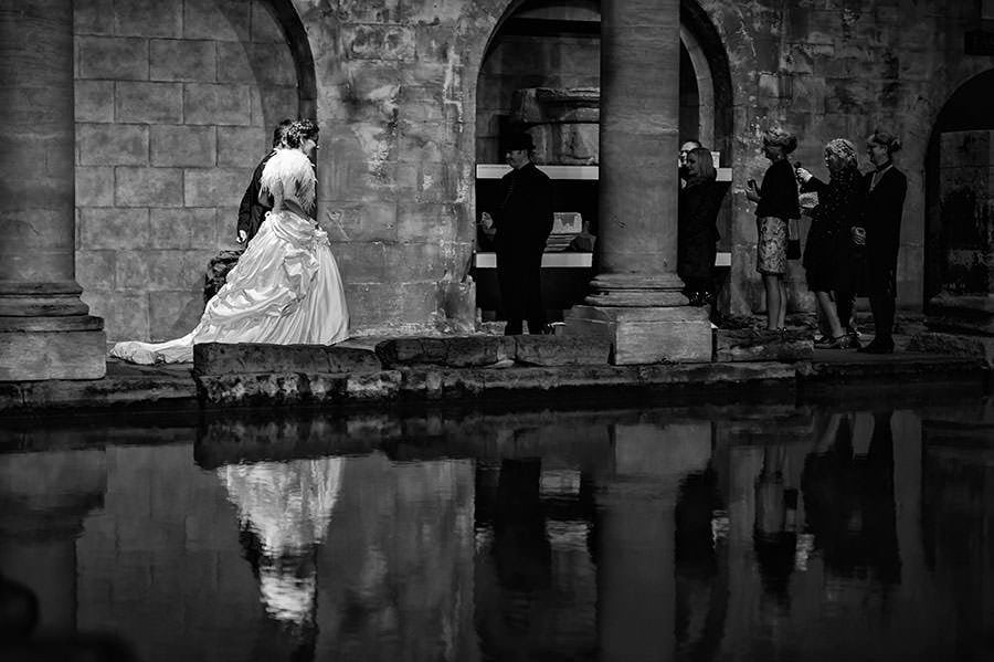 Wedding at the Roman Baths (Pump Rooms Wedding) 88