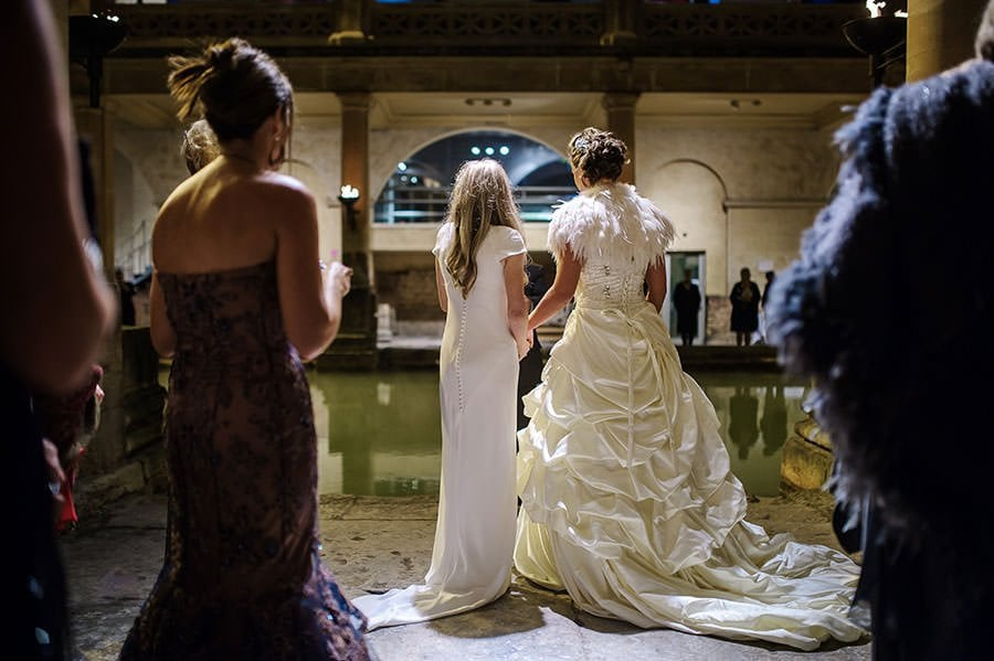 Wedding at the Roman Baths (Pump Rooms Wedding) 96