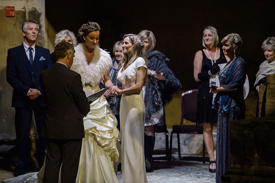 Wedding at the Roman Baths (Pump Rooms Wedding) 98