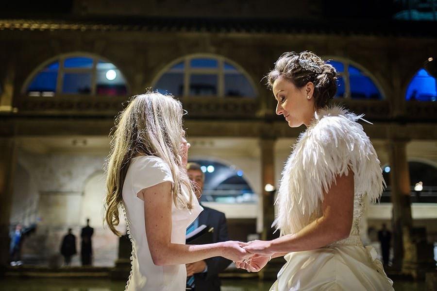 Wedding at the Roman Baths (Pump Rooms Wedding) 105