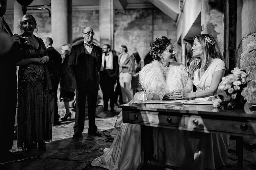 Wedding at the Roman Baths (Pump Rooms Wedding) 122