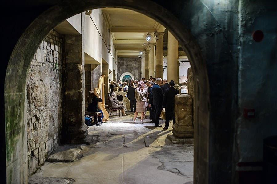 Wedding at the Roman Baths (Pump Rooms Wedding) 123