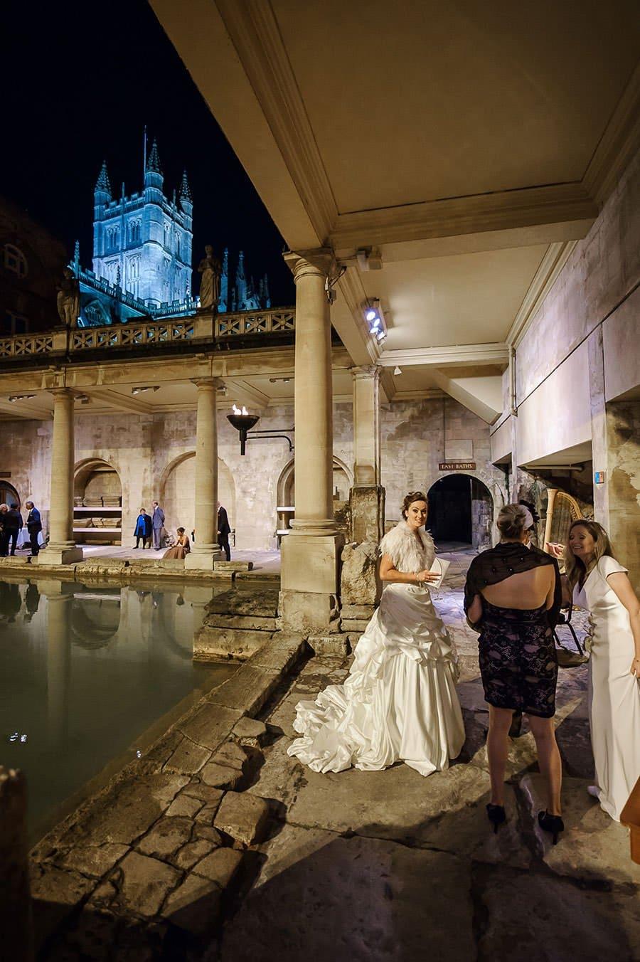 Wedding at the Roman Baths (Pump Rooms Wedding) 130