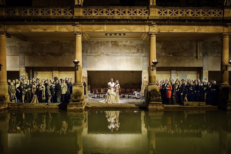 Wedding at the Roman Baths (Pump Rooms Wedding) 134