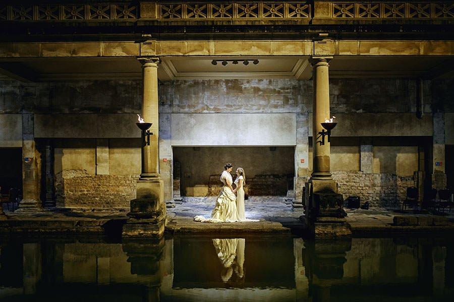 Wedding at the Roman Baths (Pump Rooms Wedding) 135