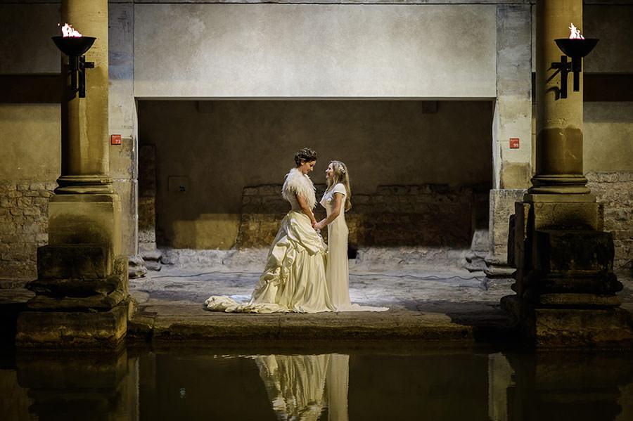 Wedding at the Roman Baths (Pump Rooms Wedding) 136