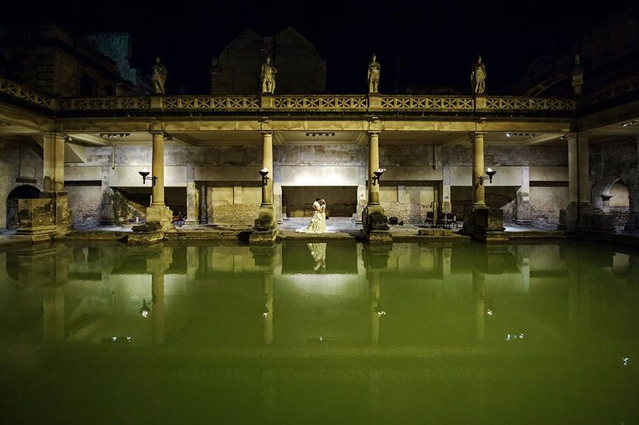 Wedding at the Roman Baths (Pump Rooms Wedding) 137