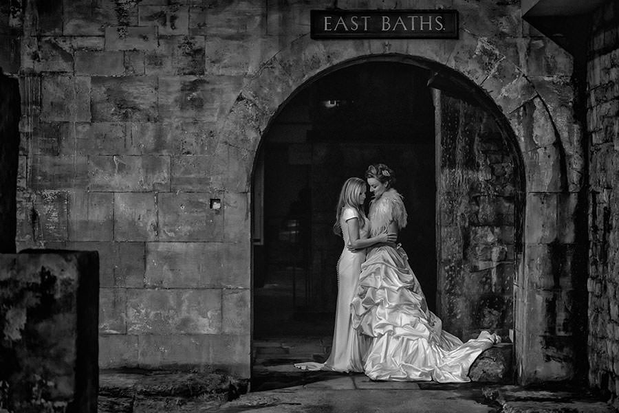 Wedding at the Roman Baths (Pump Rooms Wedding) 141