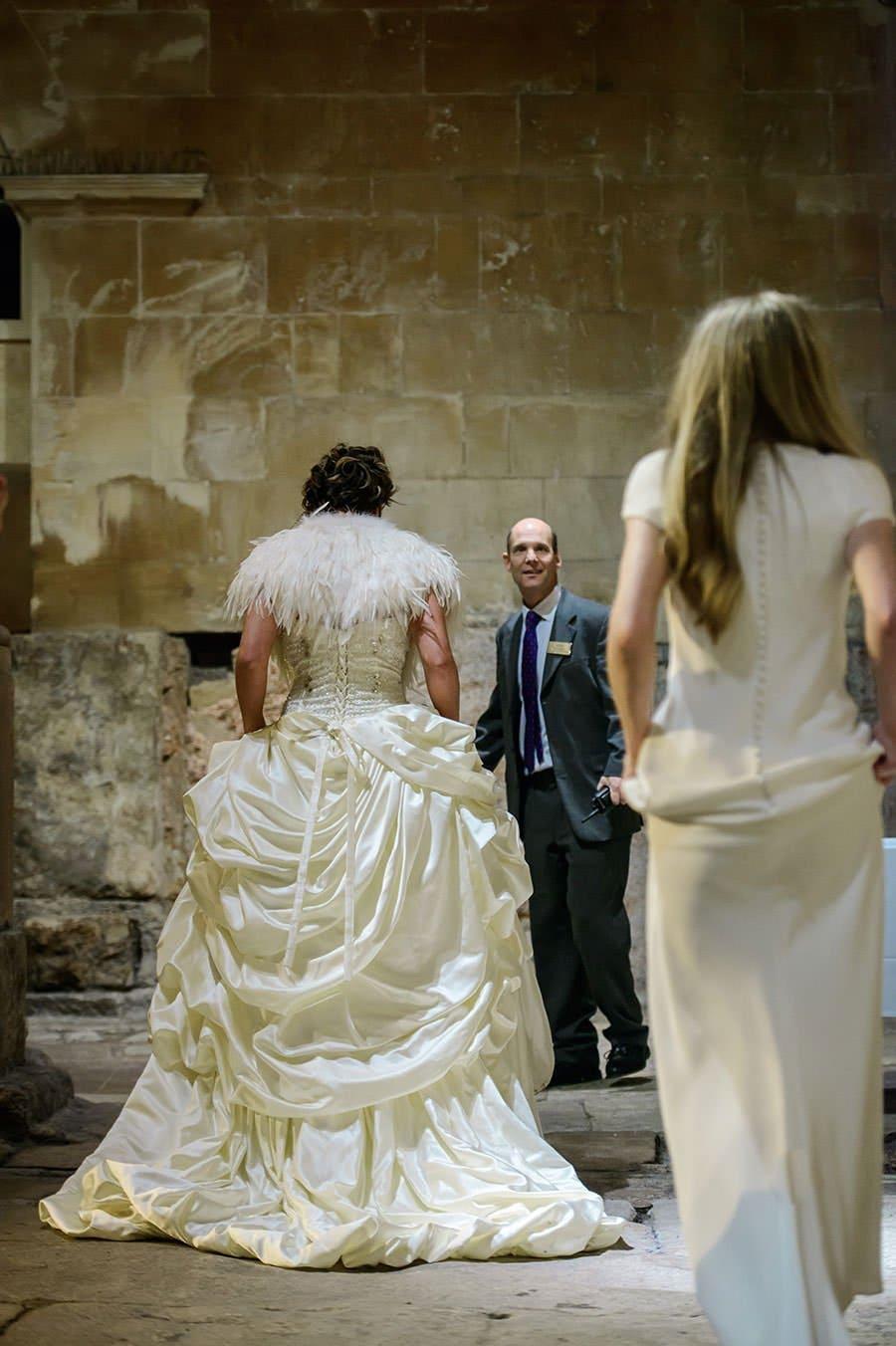 Wedding at the Roman Baths (Pump Rooms Wedding) 142