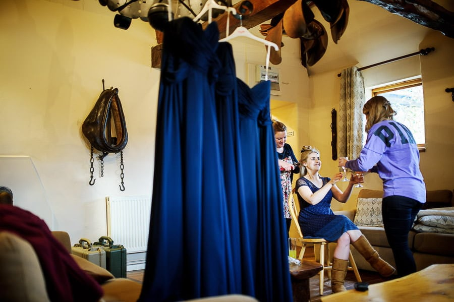Great Tythe Barn Wedding, Tetbury 3