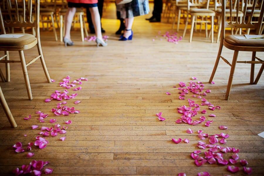 Great Tythe Barn Wedding, Tetbury 17
