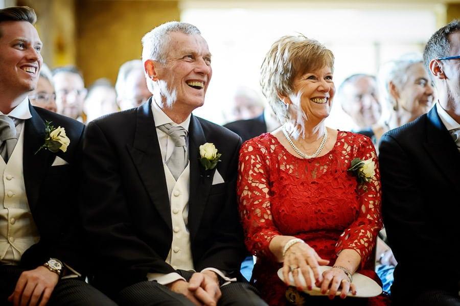 Great Tythe Barn Wedding, Tetbury 58