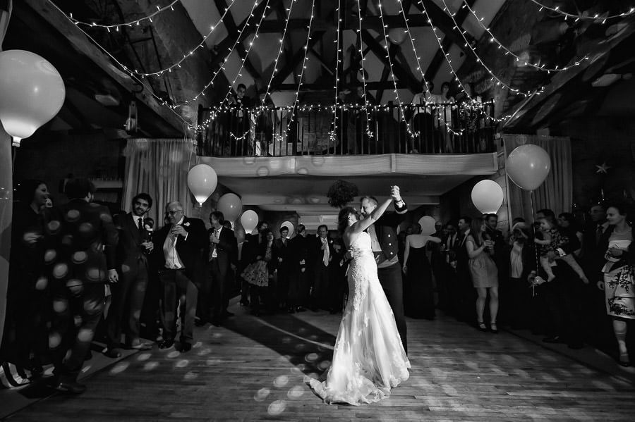 Great Tythe Barn Wedding, Tetbury 135