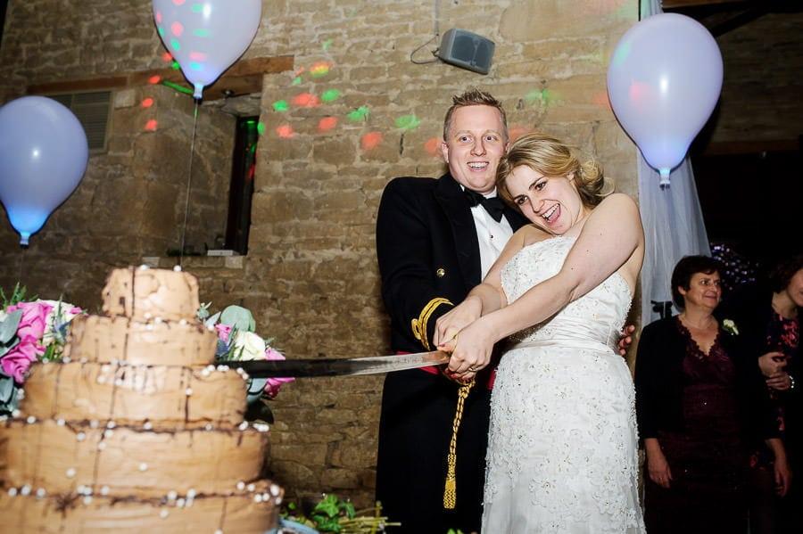 Great Tythe Barn Wedding, Tetbury 137