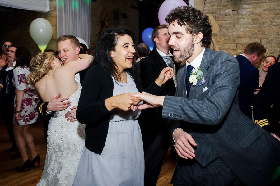Great Tythe Barn Wedding, Tetbury 139