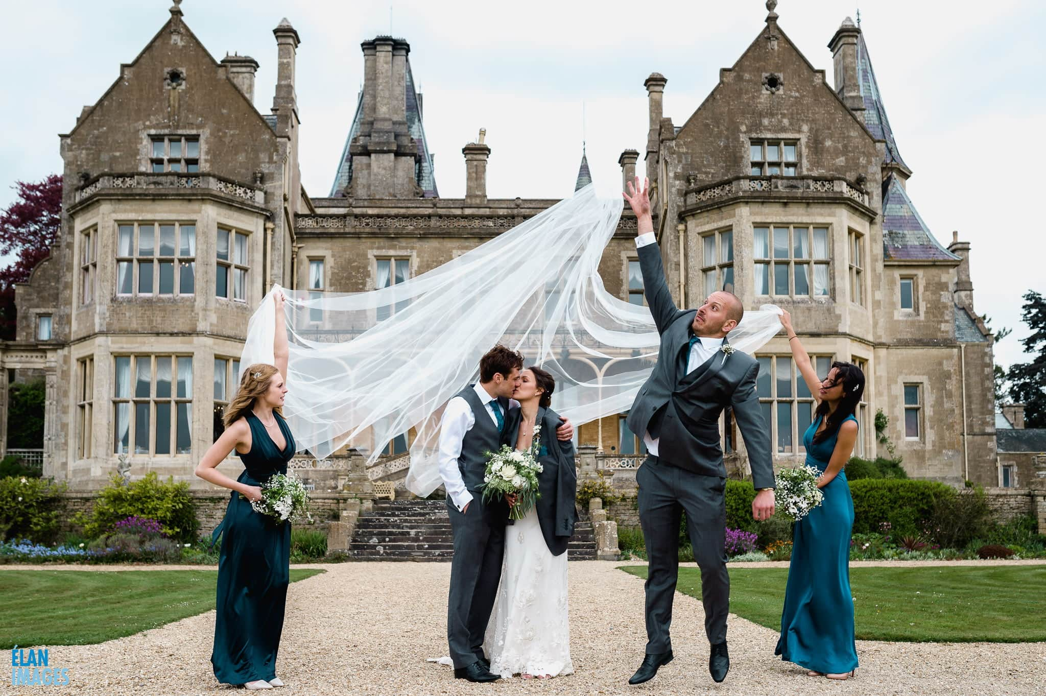 Orchardleigh House Summer Wedding 54