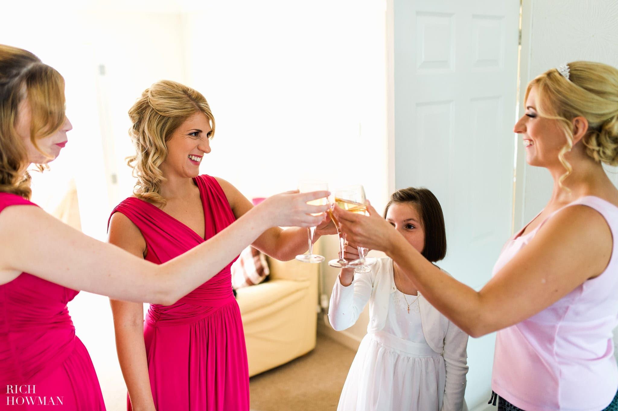 Llanerch Vineyard Wedding Photography by Rich Howman 3