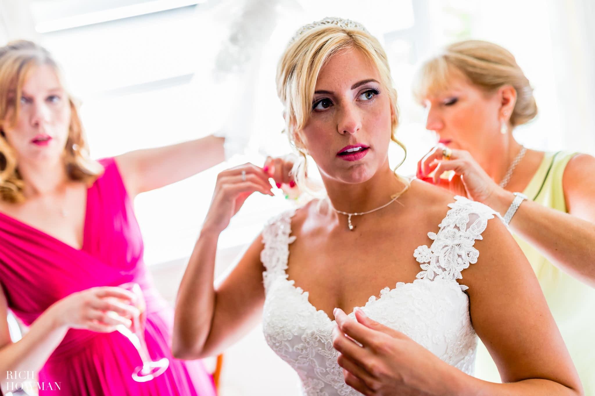 Llanerch Vineyard Wedding Photography by Rich Howman 13