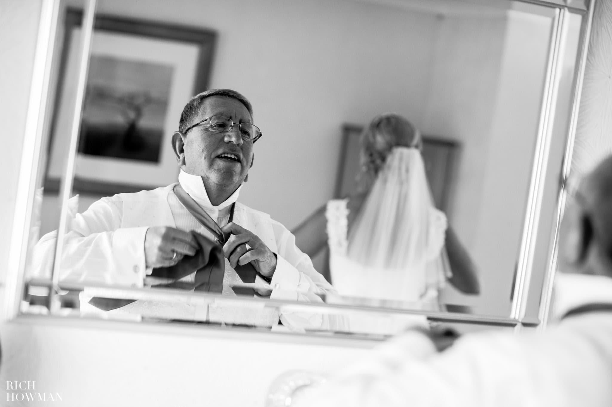 Llanerch Vineyard Wedding Photography by Rich Howman 14