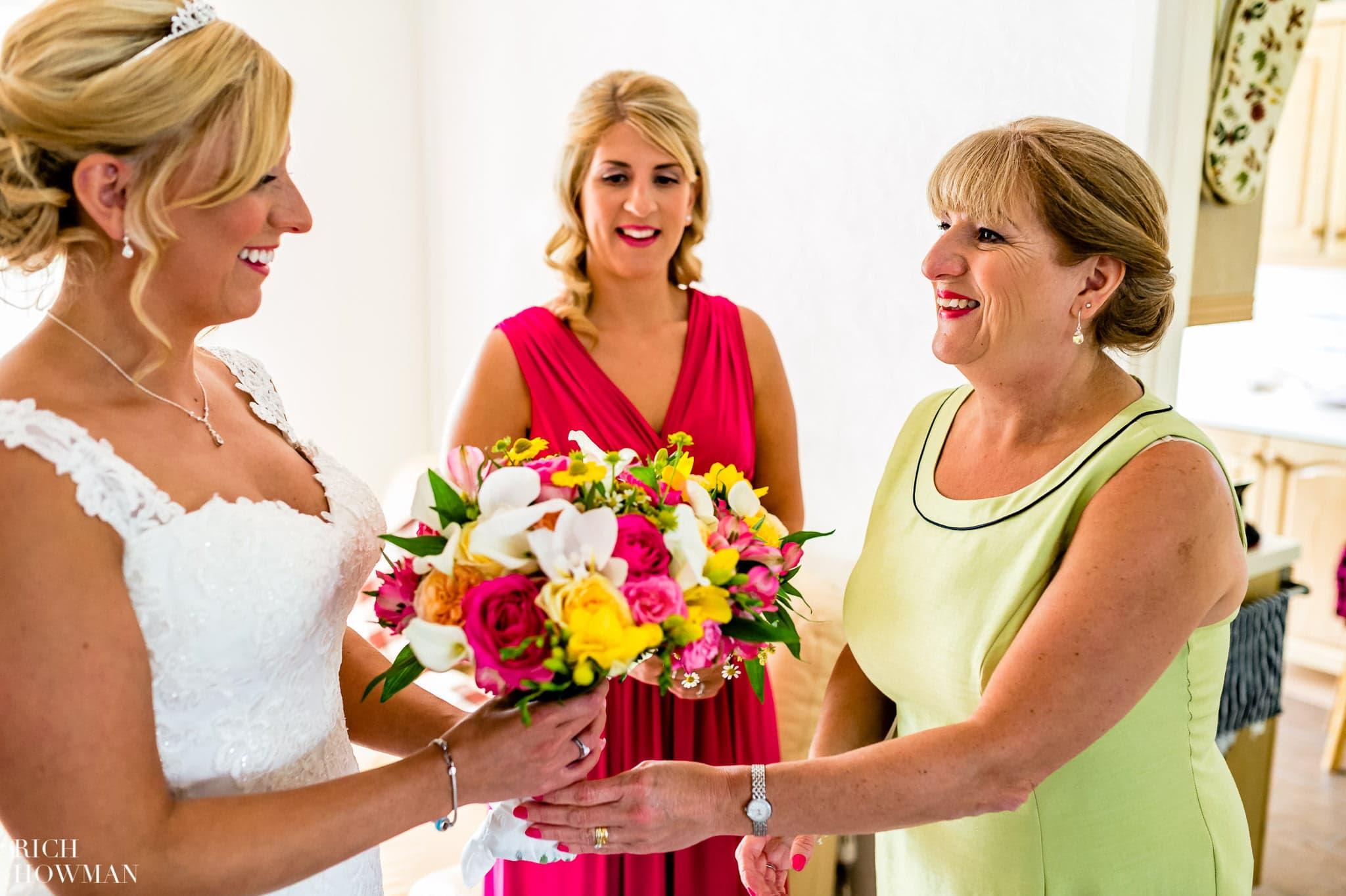 Llanerch Vineyard Wedding Photography by Rich Howman 15