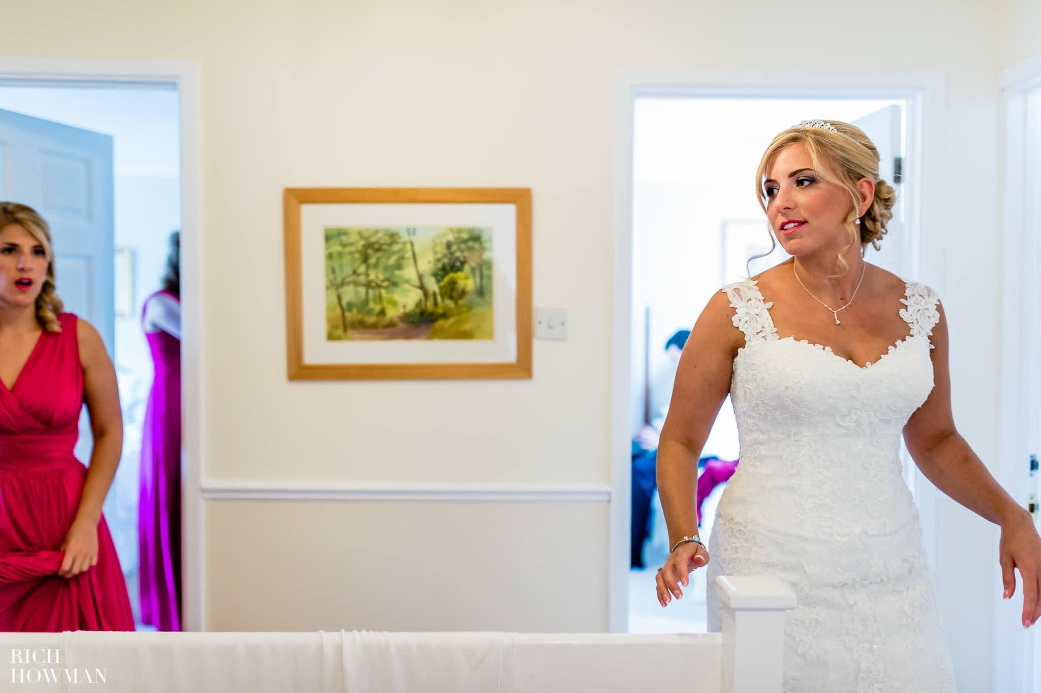 Llanerch Vineyard Wedding Photography by Rich Howman 16