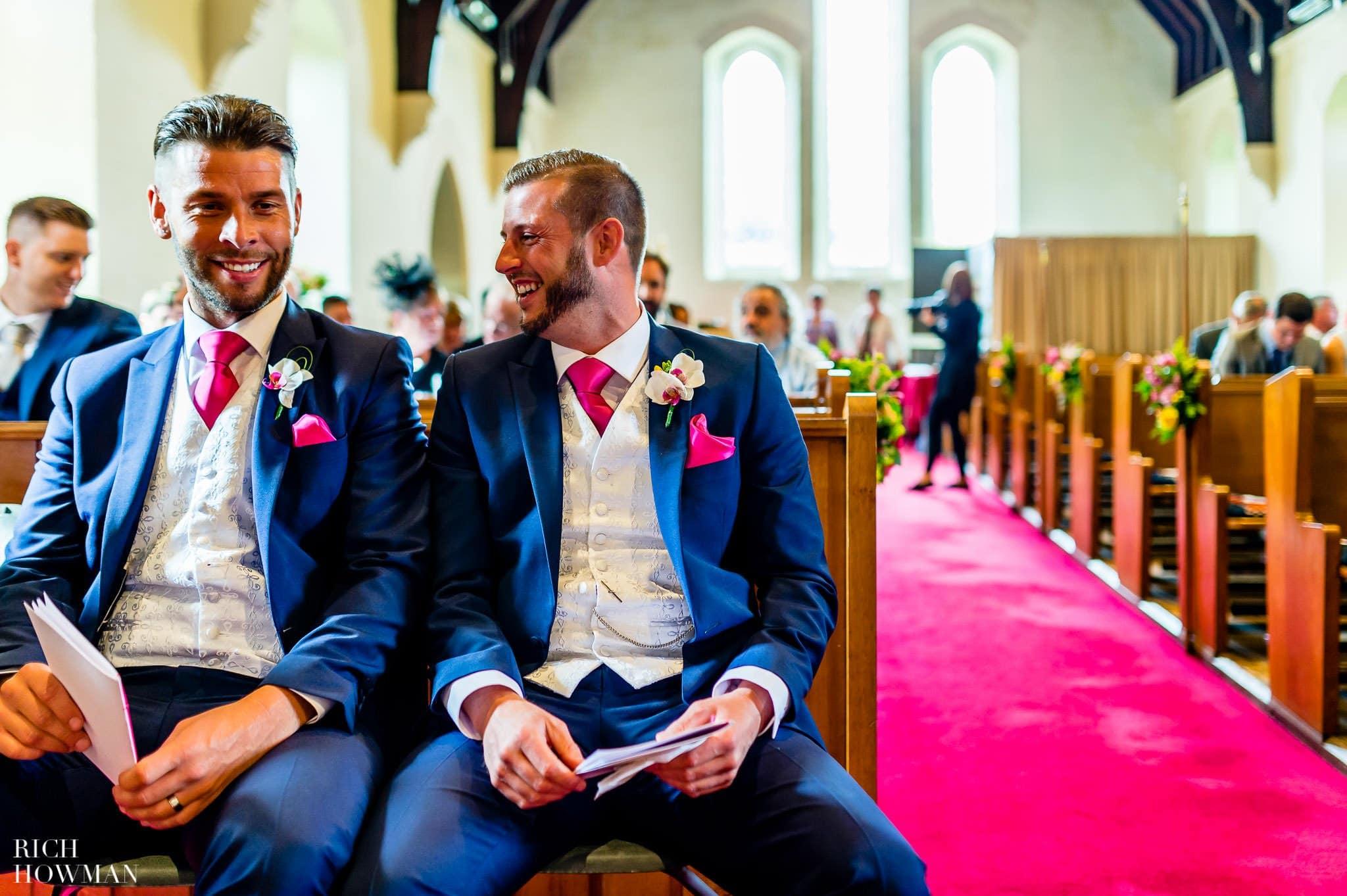 Llanerch Vineyard Wedding Photography by Rich Howman 18