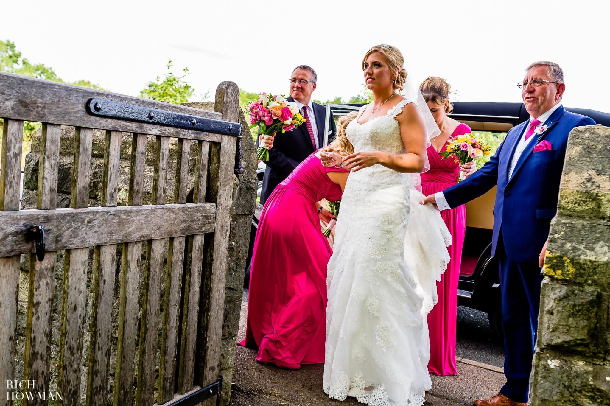 Llanerch Vineyard Wedding Photography by Rich Howman 22
