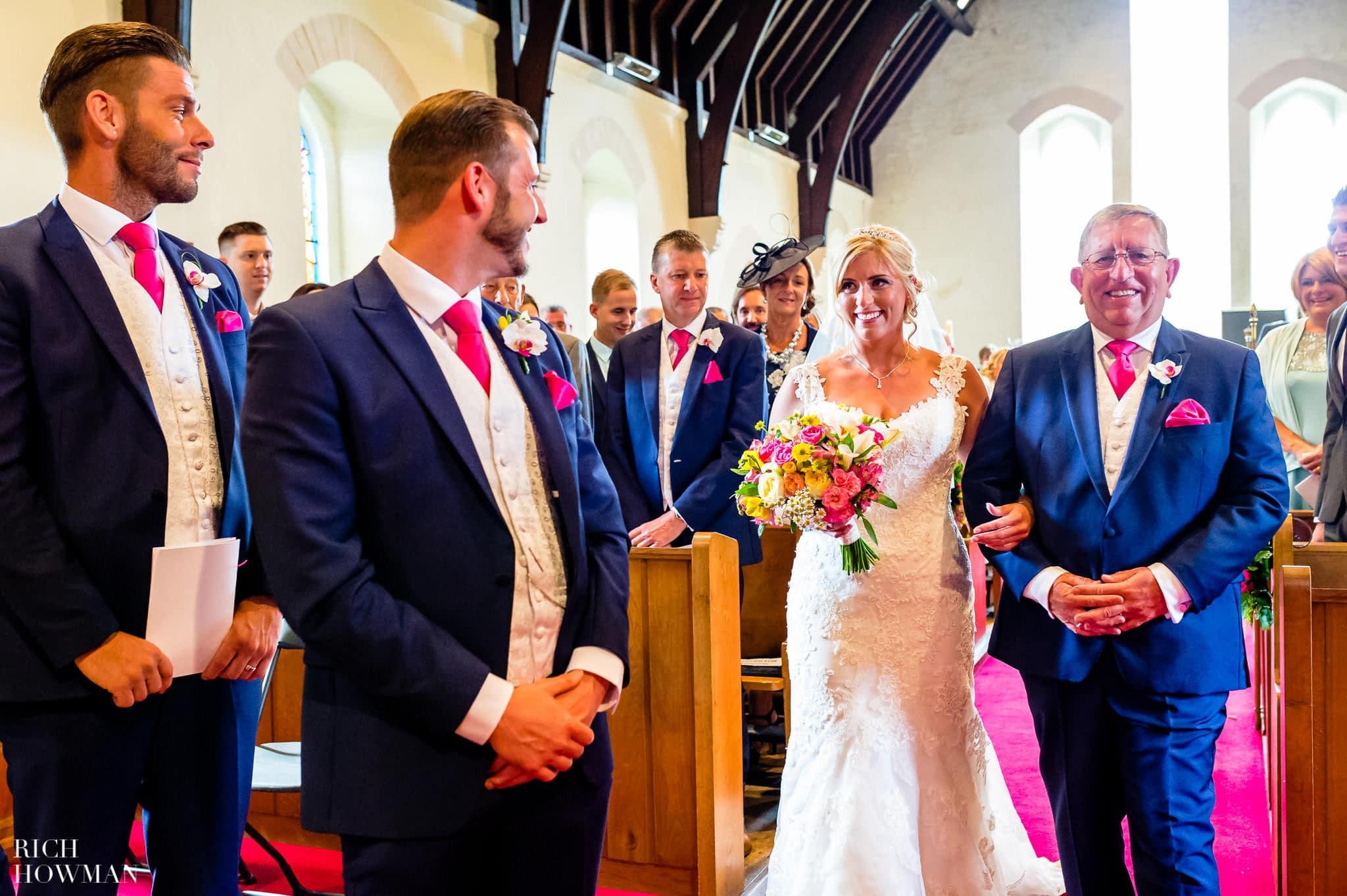 Llanerch Vineyard Wedding Photography by Rich Howman 26