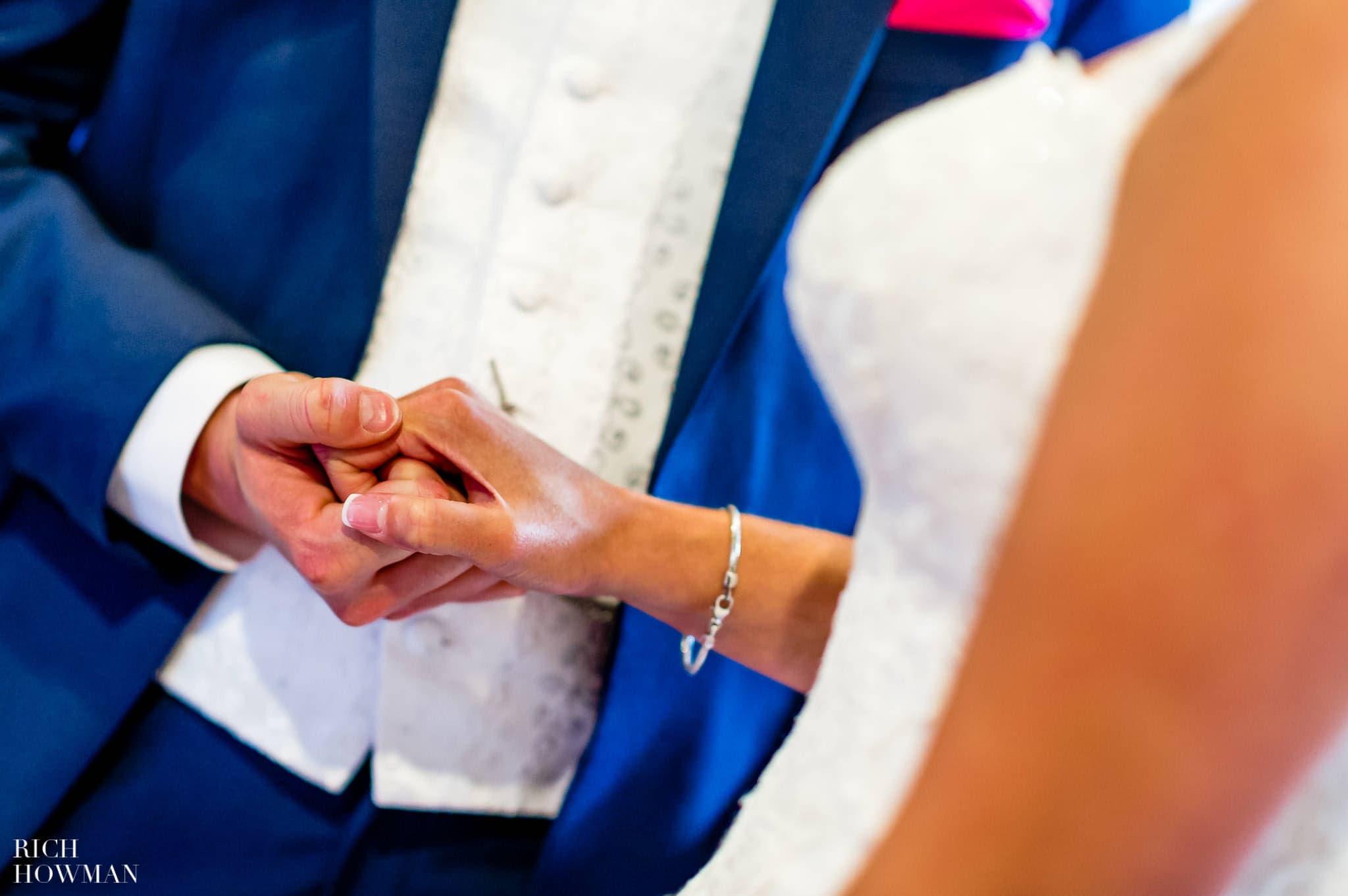 Llanerch Vineyard Wedding Photography by Rich Howman 28