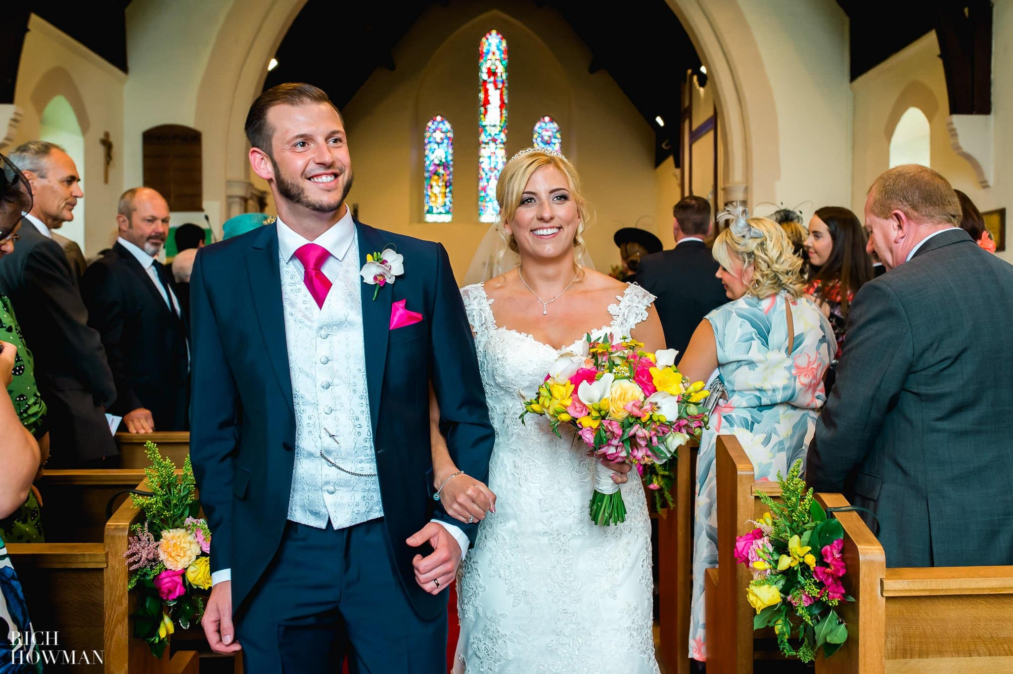 Llanerch Vineyard Wedding Photography by Rich Howman 33
