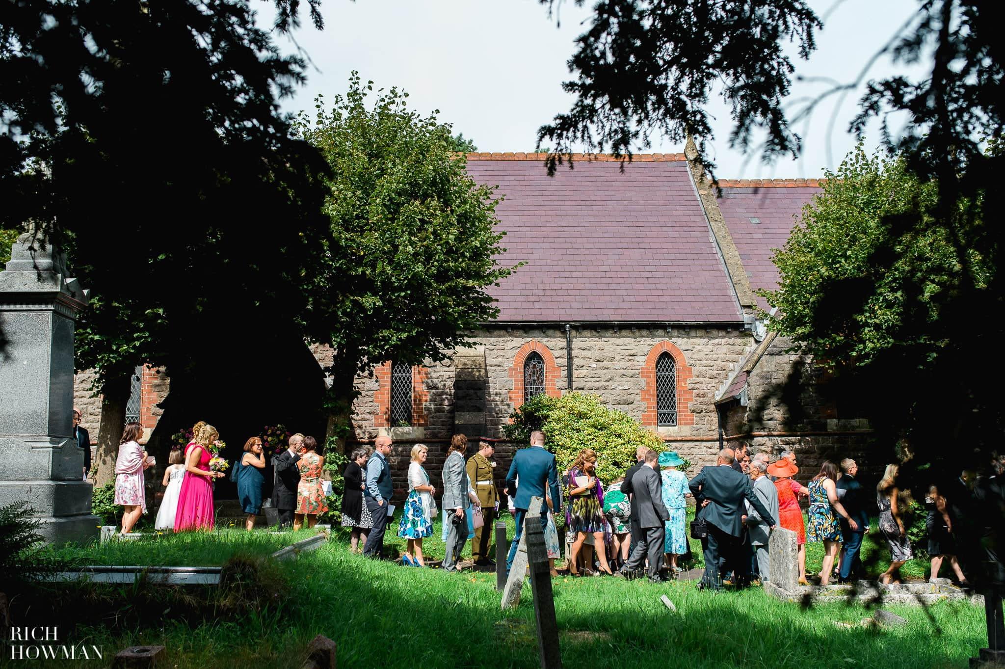 Llanerch Vineyard Wedding Photography by Rich Howman 34