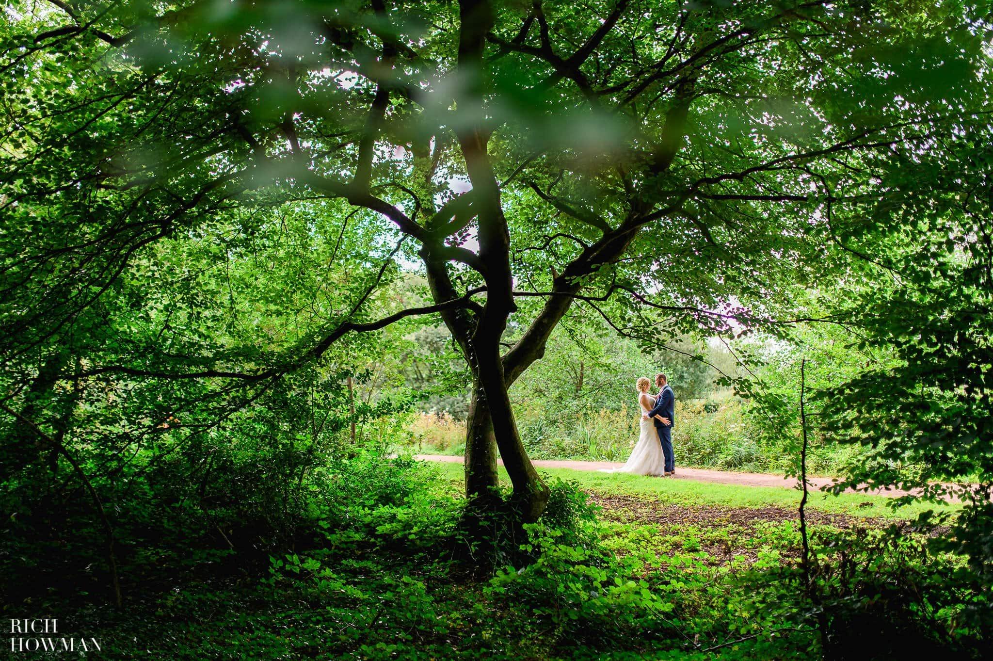 Llanerch Vineyard Wedding Photography by Rich Howman 43