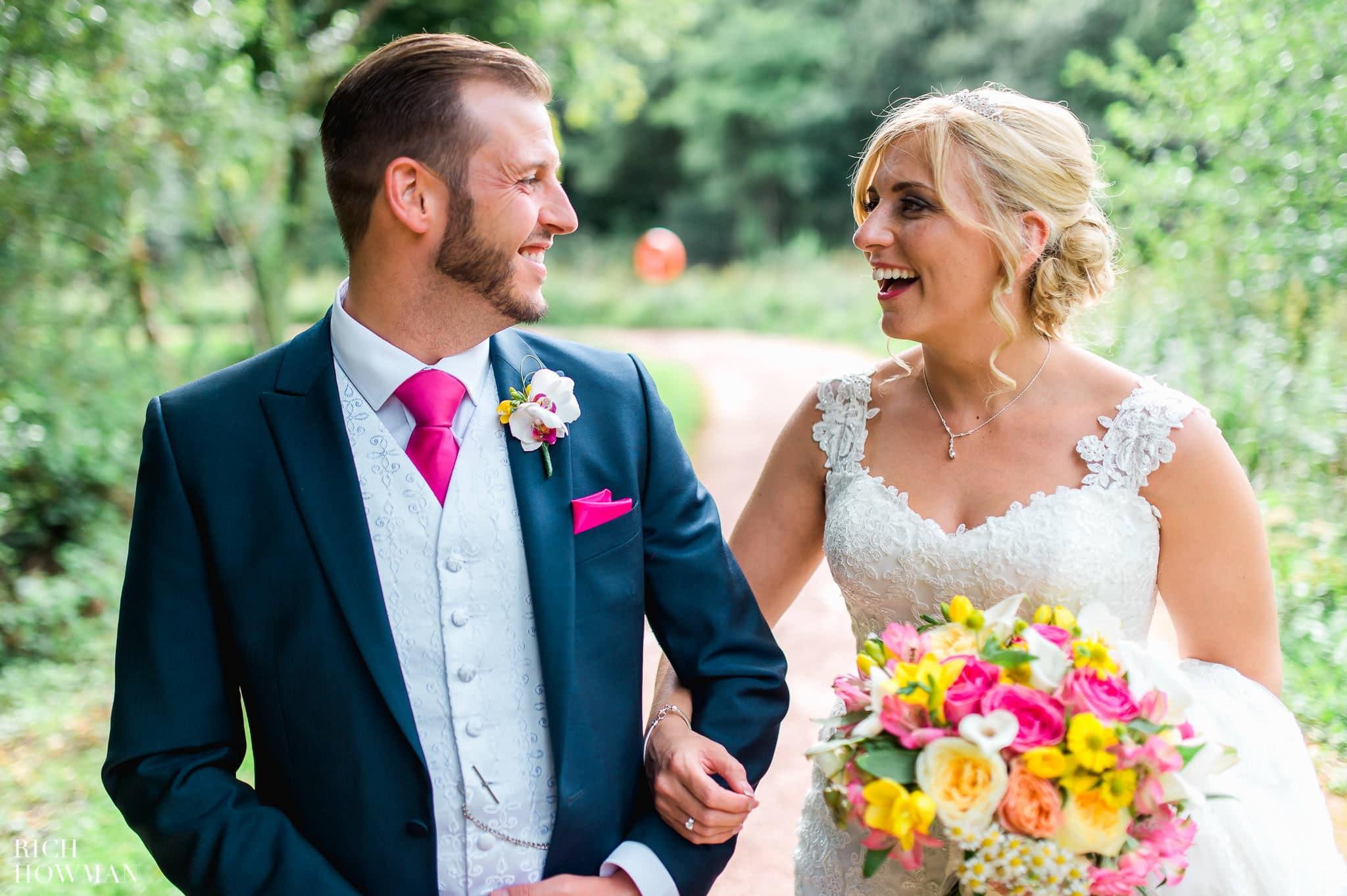 Llanerch Vineyard Wedding Photography by Rich Howman 46