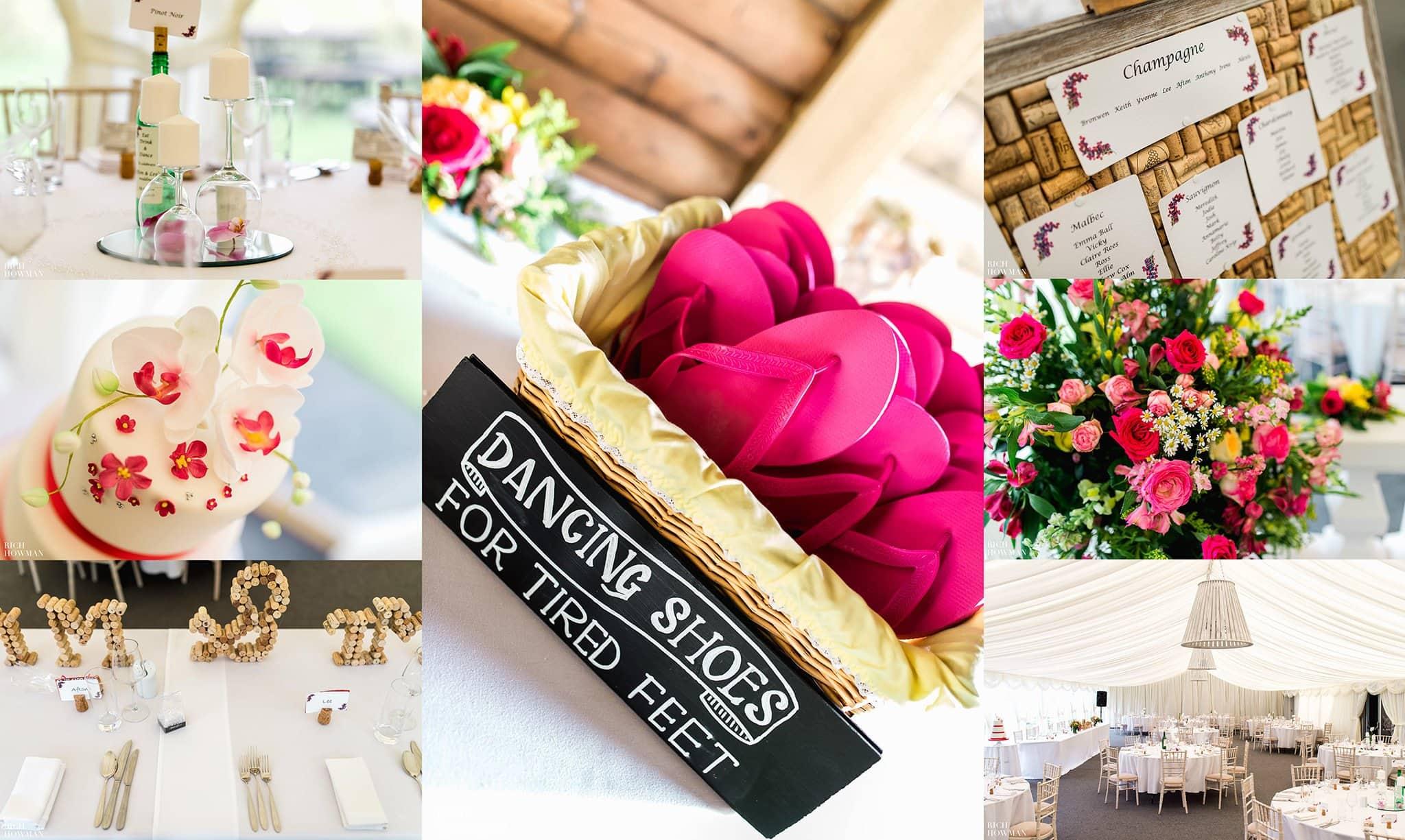 Llanerch Vineyard Wedding Photography by Rich Howman 52