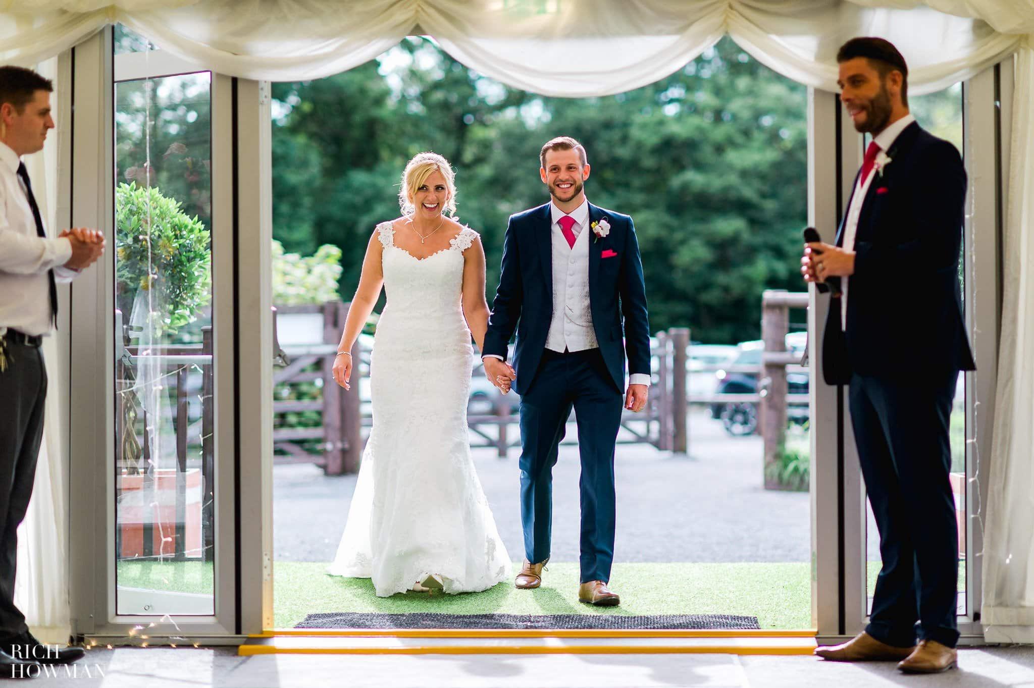 Llanerch Vineyard Wedding Photography by Rich Howman 53