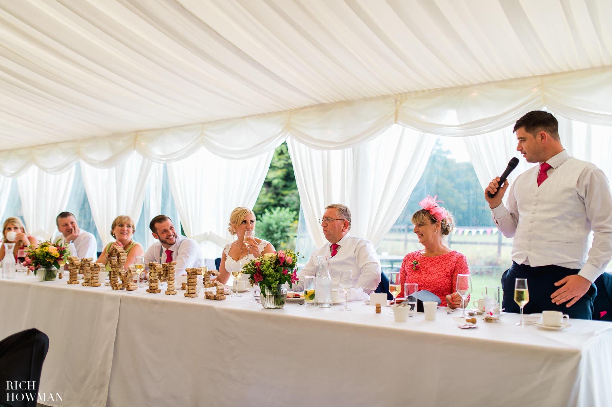 Llanerch Vineyard Wedding Photography by Rich Howman 55