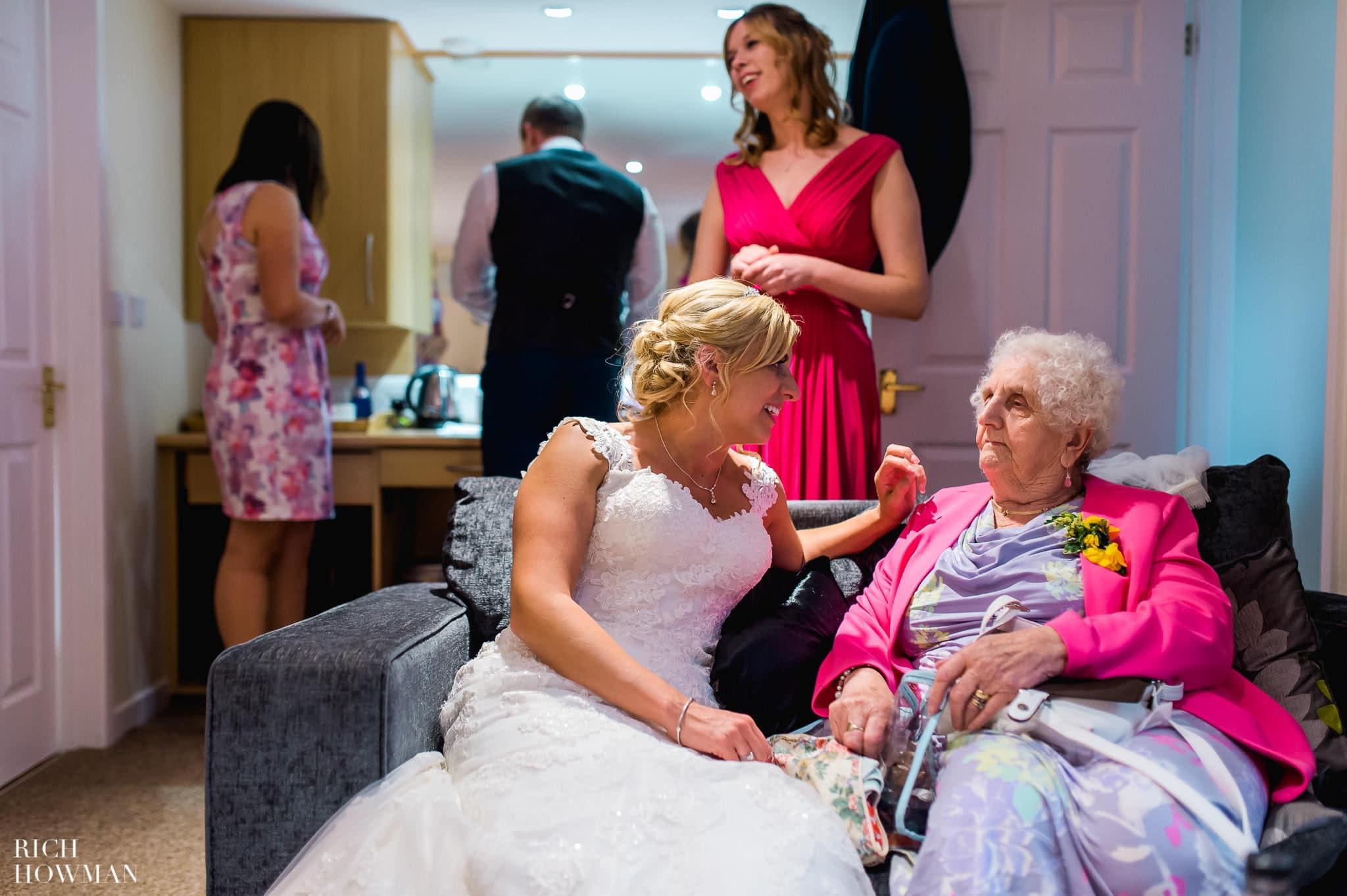 Llanerch Vineyard Wedding Photography by Rich Howman 60