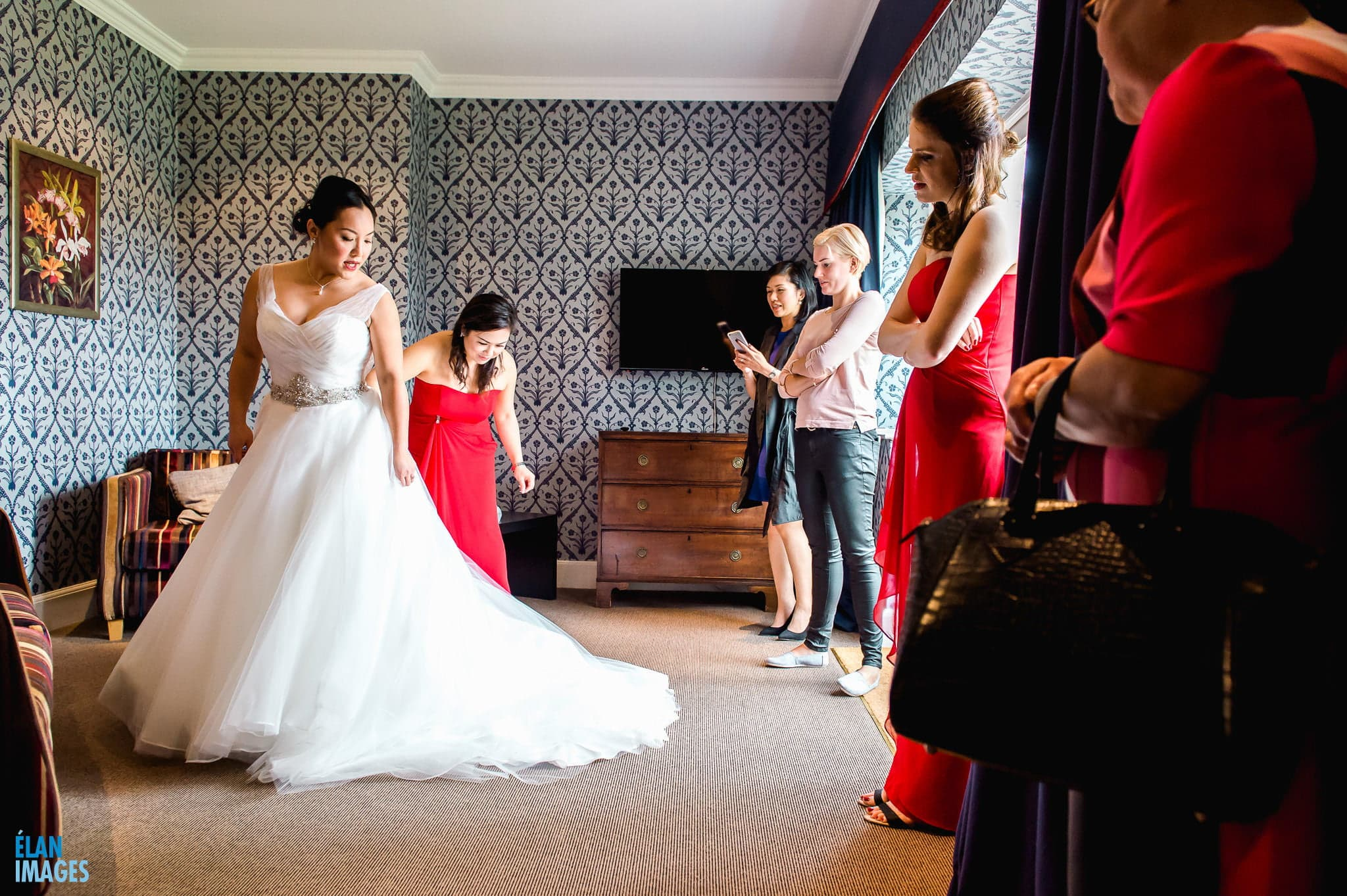 Homewood Park Wedding near Bath-015