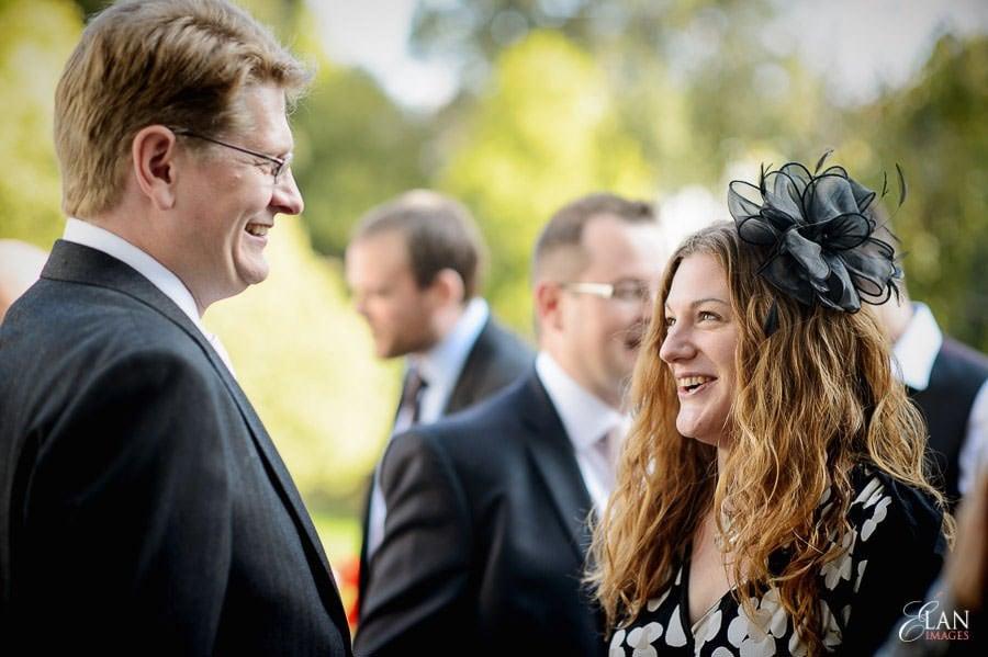 Autumn wedding at Bristol Zoo