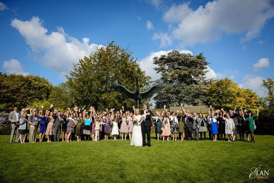 Autumn Wedding at Bristol Zoo 98