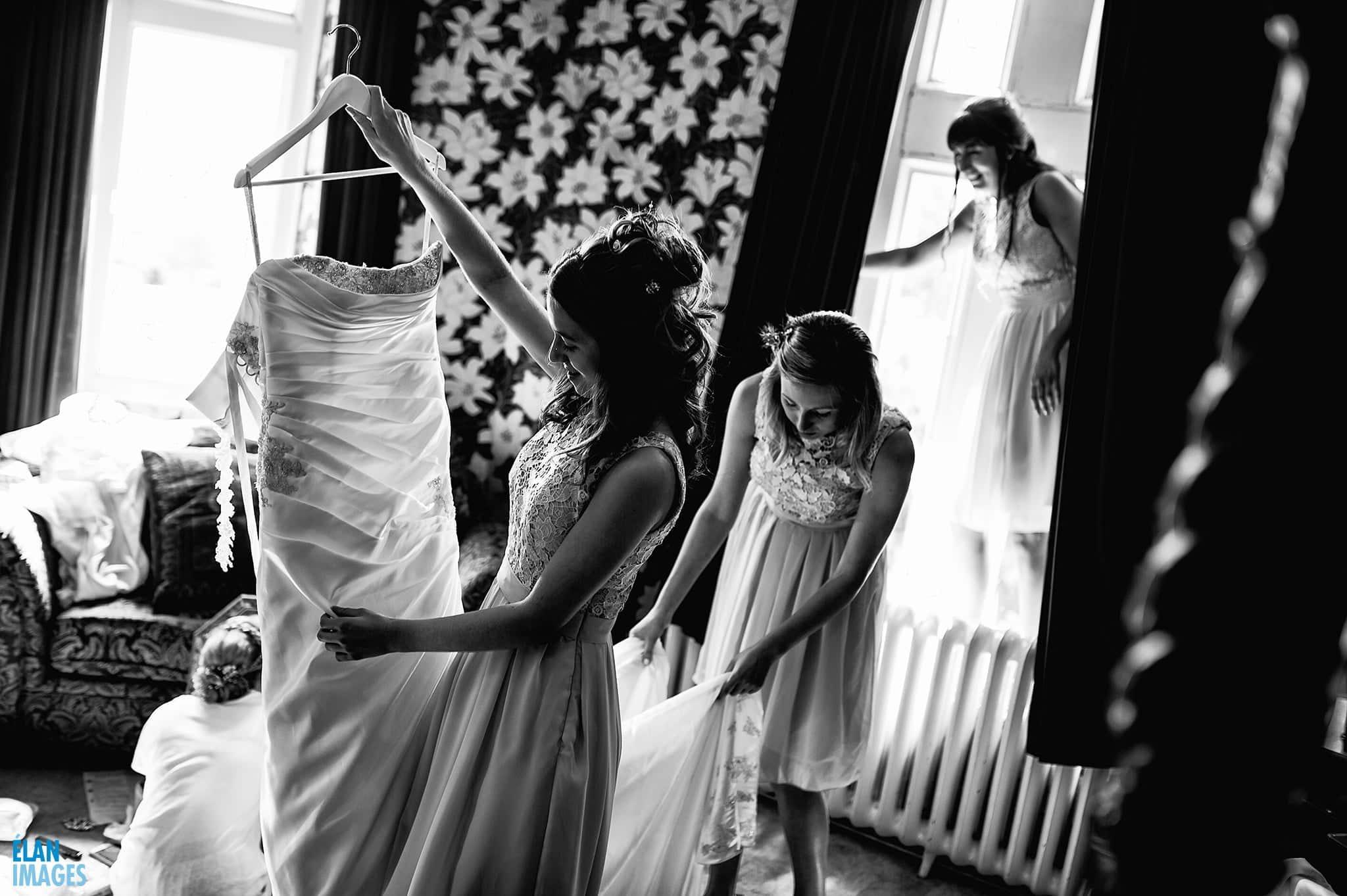 Banwell Castle Wedding-01