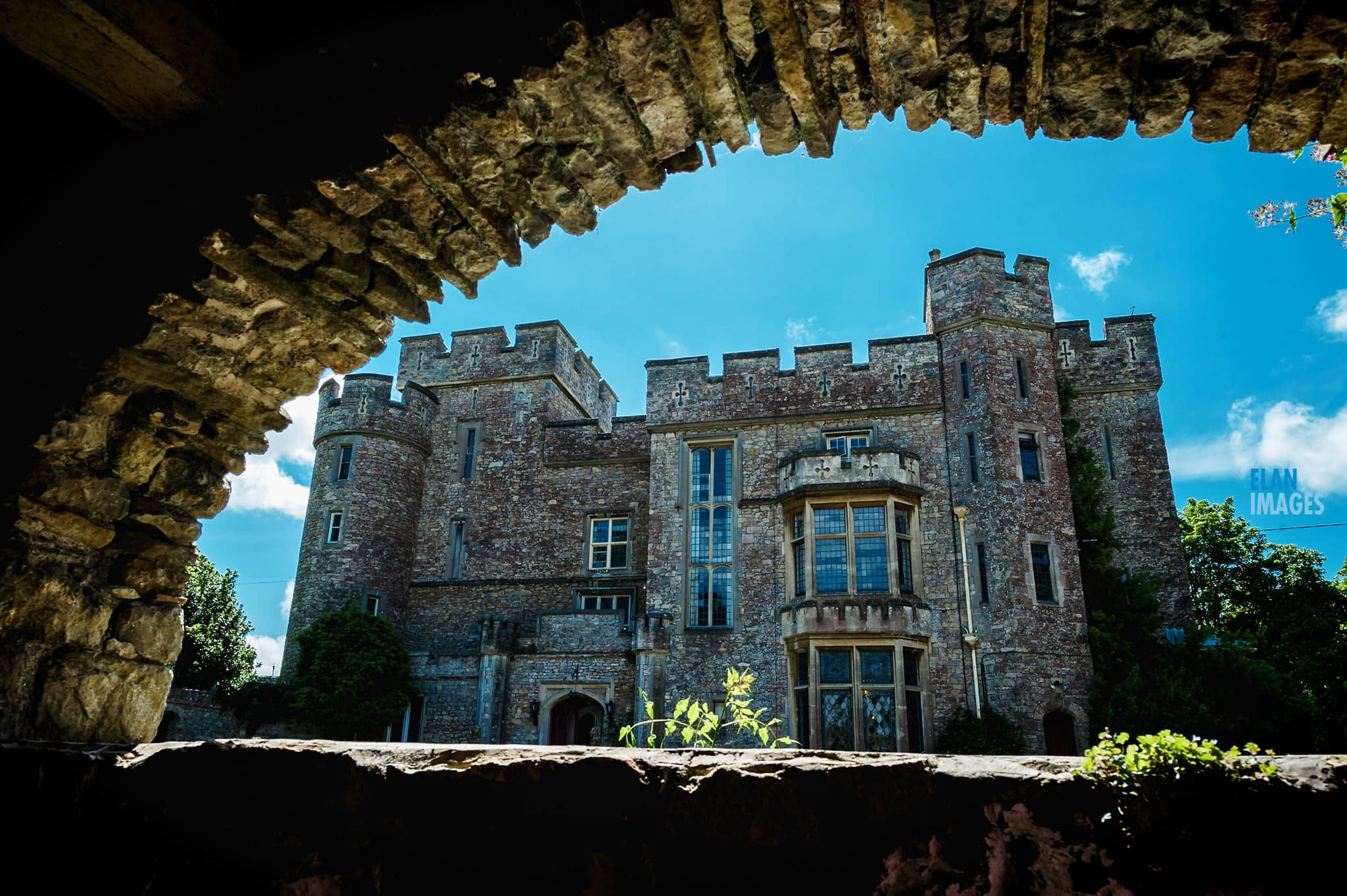 Wedding at Banwell Castle, Somerset 3